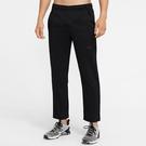 Nike Dri-FIT 男裝 長褲 梭織 訓練 休閒 排汗 乾爽 鬆緊帶 側口袋 黑【運動世界】CU4958-010
