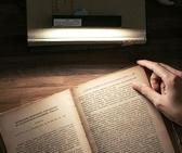 LED小夜燈宿舍床上神器女生少女心ins磁鐵磁吸吸頂吸附壁燈不插電 自由角落