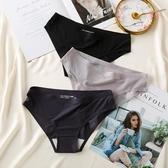 4條裝性感夏季內褲女士冰絲無痕純棉襠抗菌隱形少女生薄款三角褲 茱莉亞