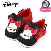 正版迪士尼Disney愛睡米妮寶寶鞋.學步鞋.童鞋.紅13-16號~EMMA商城