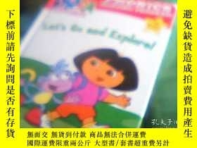 二手書博民逛書店Let s罕見Go and Explore! Phonics R