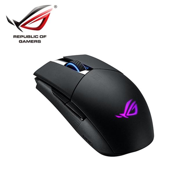 【ASUS 華碩】ROG Strix Impact II Wireless 電競滑鼠