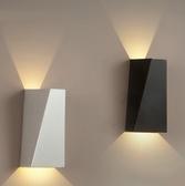 【熱銷現貨】簡約時尚鐵藝LED壁燈 書房走廊客廳臥室床頭燈創意壁燈樓梯過道燈酒店造型燈