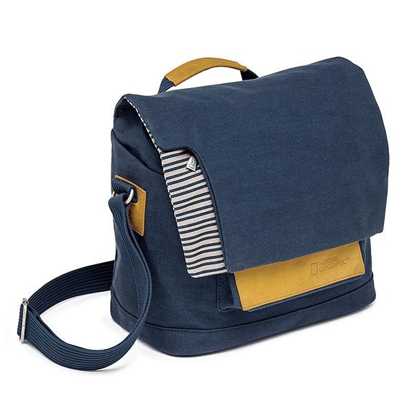 【補貨中】國家地理 NG MC2350 National Geographic Shoulder Bag 肩背包【地中海系列】