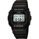 CASIO 卡西歐 G-SHOCK 經典DW-5600系列電子錶 DW-5600E-1VDF / DW-5600E-1