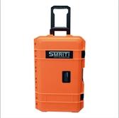防潮箱 器材拉杆箱 攝影箱防護箱儀器箱工具箱保護箱專業登機箱帶海綿內膽jj