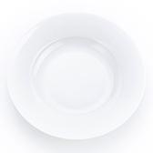 HOLA 緻白骨瓷湯盤 22.5cm