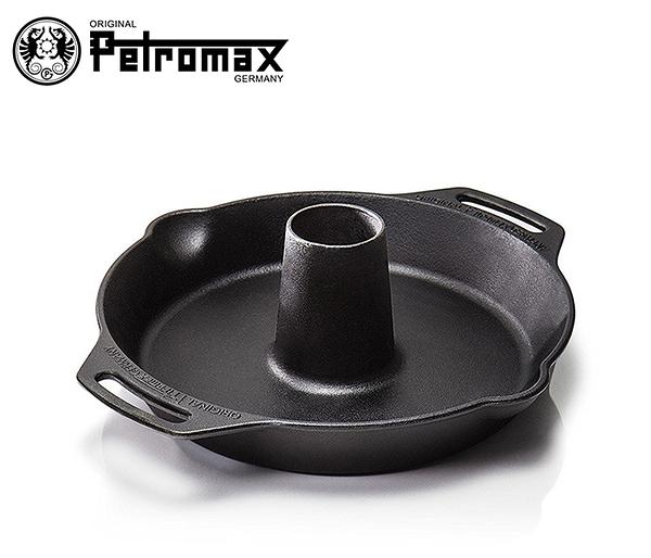丹大戶外【Petromax】德國 CAST-IRON POULTRY ROASTER 鑄鐵烤雞鍋 cf30