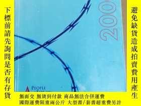 二手書博民逛書店英文原版:Hostide罕見climate 「report on anti-gay activity」Y367