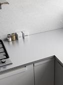 廚房防油貼紙自黏牆紙防水防潮防霉牆貼耐高溫櫥櫃鋁箔錫箔紙貼紙 艾瑞斯