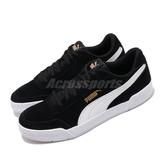 Puma 休閒鞋 Caracal SD Jr 黑 白 女鞋 大童鞋 運動鞋 【PUMP306】 37099001