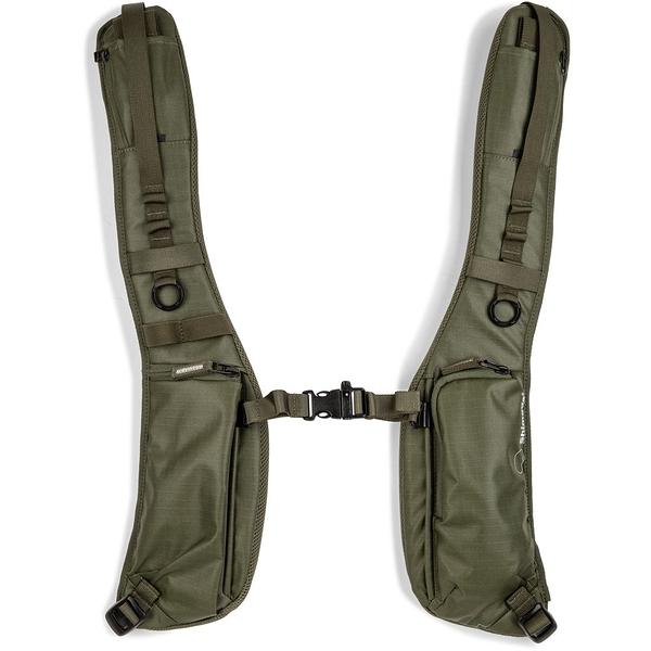 【520-237】Shimoda Shoulder Strap Plus - Army Green 肩背帶 軍綠色