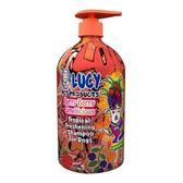 LUCY 美國天然犬貓專用寵物沐浴精 - 熱情莓果 500ml