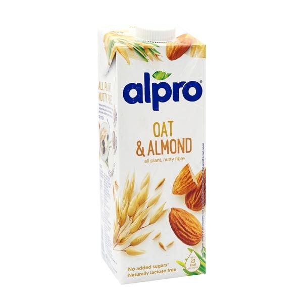 外包裝不全【ALPRO】原味燕麥杏仁奶(1公升) 效期2021/04/05
