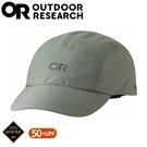 【Outdoor Research 美國 GORE-TEX 防水抗UV棒球帽《卡其》】281307/防水鴨舌帽/登山健行