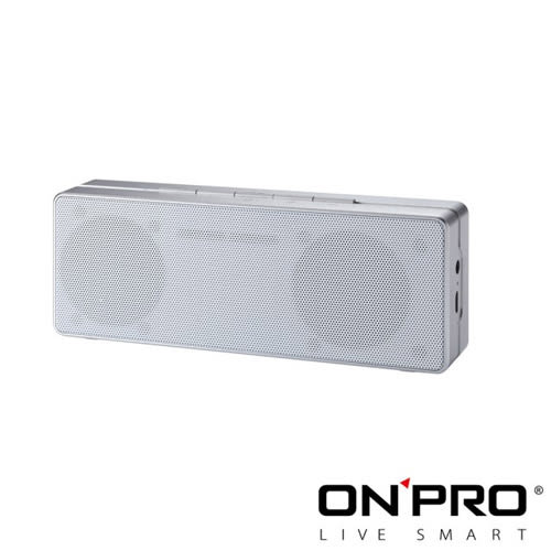 【ONPRO】MA-SP09 金屬質感攜帶型無線藍牙喇叭