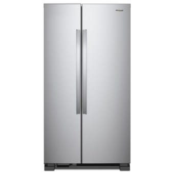 Whirlpool惠而浦 對開冰箱 740公升 WRS315SNHM(無製冰) 不鏽鋼色 首豐家電