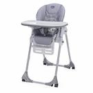 Chicco Polly Easy兩段式高腳餐椅-自然霧灰(CBB79565.60) 3580元