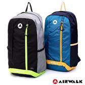 美國 AIRWALK-青春主張休閒後背包-共二色