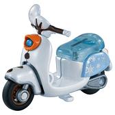 Tomica多美小汽車冰雪奇緣2 雪寶摩托車
