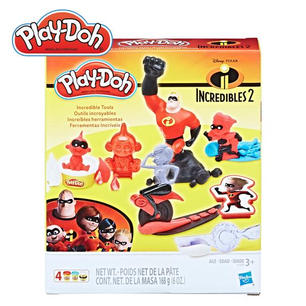 Play-Doh培樂多-超人特攻隊遊戲組