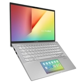【綠蔭-免運】華碩 S432FL-0062S8265U (銀定了) 14吋 家用筆記型電腦
