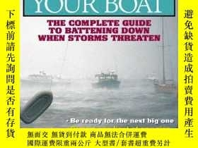 二手書博民逛書店Stormproof罕見Your Boat: The Complete Guide to Battening Do