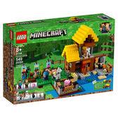 樂高積木LEGO 當個創世神系列 21144 農舍 The Farm Cottage