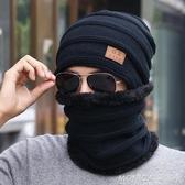 毛帽-帽子男秋冬季保暖針織帽男士冬天護耳棉帽韓版休閑毛線帽騎車防寒 莫妮卡小屋