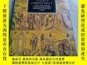 二手書博民逛書店A罕見Short History of Christianity【英文版】Y241667 見圖 見圖 出版1