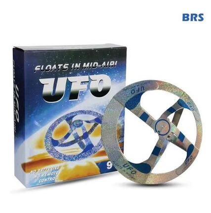 新款UFO 懸浮飛碟 空中漂浮 飄浮 兒童魔術道具近景玩具舞臺套裝 潮流小鋪