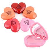 韓國 3CE 愛心唇膏 1.4g ◆ 86小舖 ◆