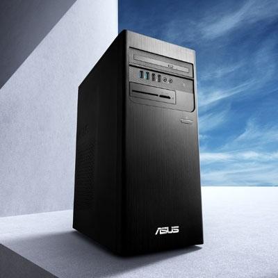 華碩 AS-W700TA-510500001R 高效安全GTX 1650商用主機【Intel Core i5-10500 / 8GB / 1TB+512G SSD / W10P】