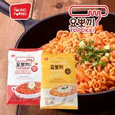 韓國 YOPOKKI 炒年糕拉麵 (2人份) 260g 年糕拉麵 年糕麵 年糕 辣炒年糕 炒年糕 韓式 露營