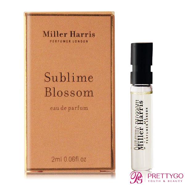 Miller Harris 仙履花境淡香精 Sublime Blossom(2ml) EDP-香水隨身針管試香【美麗購】