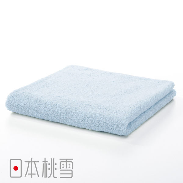 日本桃雪飯店毛巾(水藍色)