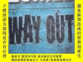 二手書博民逛書店德語原版罕見Way Out: Jack-Reacher-Roma