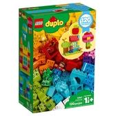 LEGO 樂高 Duplo 得寶系列 10887 歡樂創意顆粒套裝 【鯊玩具Toy Shark】