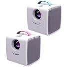 【免運+3期零利率】全新 O2兒童投影機...