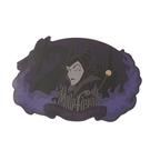 HOLA 迪士尼系列反派造型餐墊-黑魔女