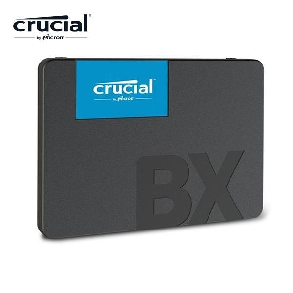 美光 Micron Crucial BX500 240GB SSD 2.5吋 固態硬碟