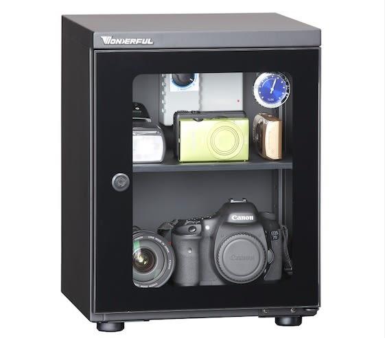 AD-026C電子乾燥防潮櫃單眼相機儀器除濕防黴家用防潮箱 ATF 『名購居家』