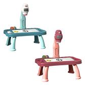 兒童繪畫投影機 繪畫板 兒童畫板 繪圖畫畫板 附12支水彩筆+畫本-JoyBaby