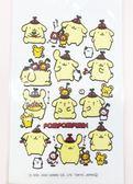 【震撼精品百貨】Pom Pom Purin 布丁狗~玻璃貼紙-櫻桃#04102
