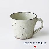 【日本製】【RESTFOLK】粉引 馬克杯 信樂燒(一組:4個) SD-1049 - 日本製