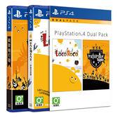 PS4 - 戰鼓啪打碰 + 樂克樂克 歡樂家庭包 中文版 PLAY小無電玩