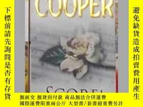 二手書博民逛書店英語原版罕見《 Score! 》 Jilly Cooper 著Y