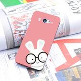 [ 機殼喵喵 ] 小米機 小米 2S  M2 手機殼 客製化 照片 外殼 全彩工藝 SZ152 粉紅眼鏡兔
