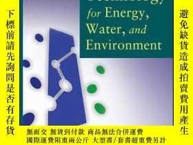 二手書博民逛書店Sustainable罕見Membrane Technology for Energy, Water, and E