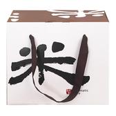 一芯一粒 白香米提盒組 3公斤 X 3盒